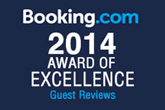Booking.com Award of Excellence